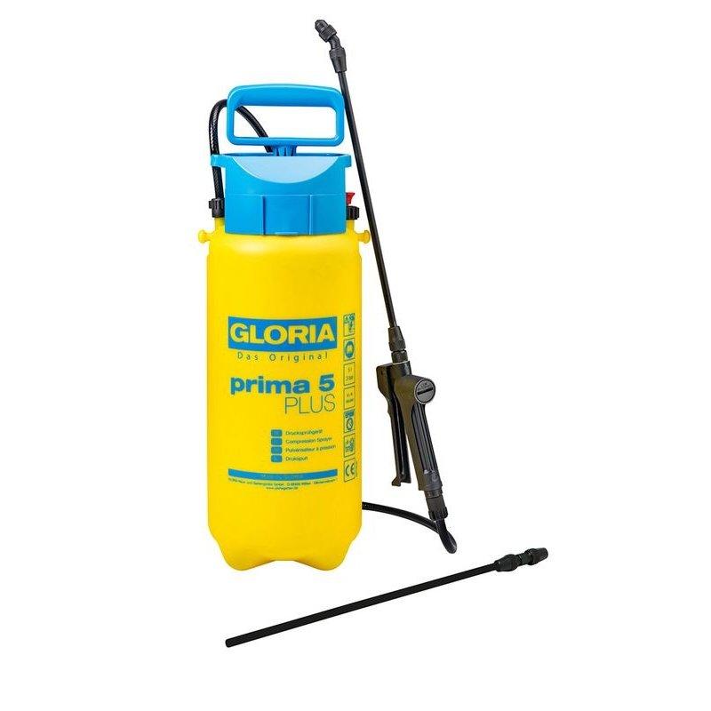 Gloria Drukspuit Prima 5 Plus - 5 liter