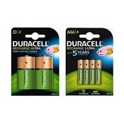 Oplaadbare batterijen en batterij oplader