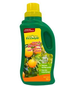 Citrus & Olijf Plantenvoeding 500 ml