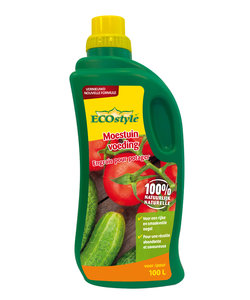 Moestuinvoeding 1 liter