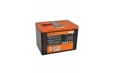 Batterijen en accu`s