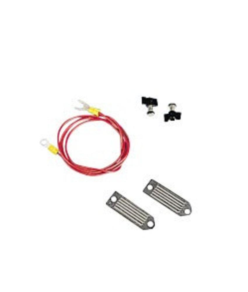Pulsara Aansluitkabel lint 40mm, met 130 cm kabel