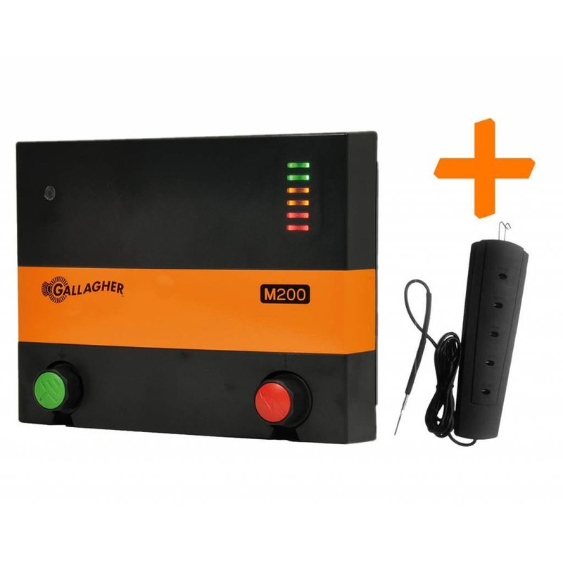 Gallagher Lichtnet apparaat M200