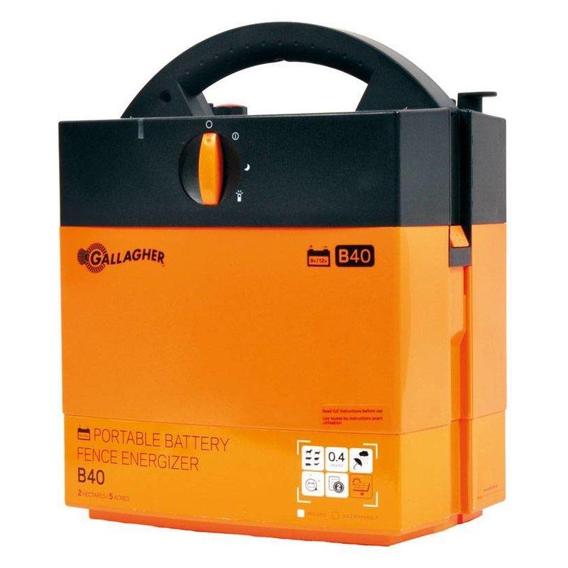 Gallagher Batterij apparaat B40