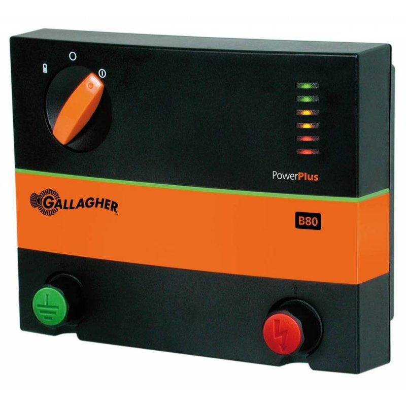 Gallagher Accu apparaat B80 Multi Power