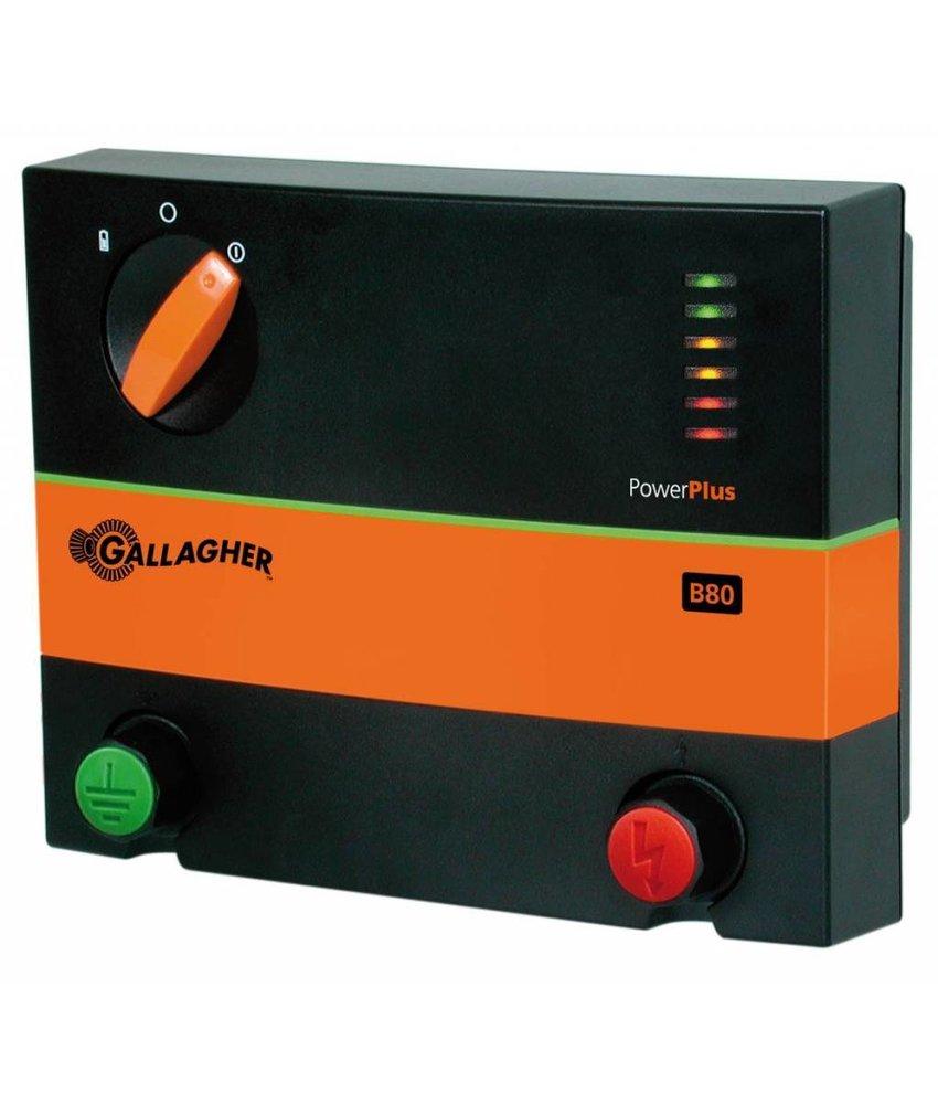 Gallagher Accu apparaat B80 Multi Power