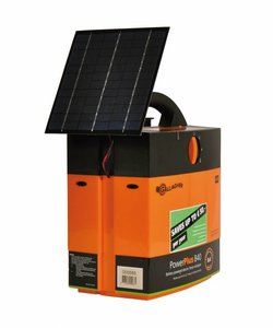 Batterijapparaat B40 inclusief 4 watt zonnepaneel