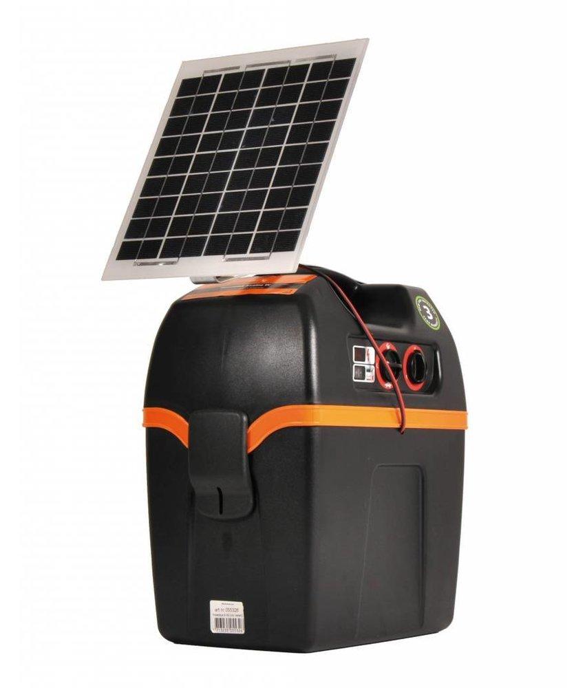 Gallagher Accu apparaat B200 incl. zonnepaneel