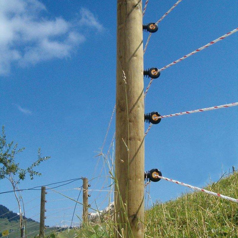 Gallagher TurboLine cord wit 2x200 m