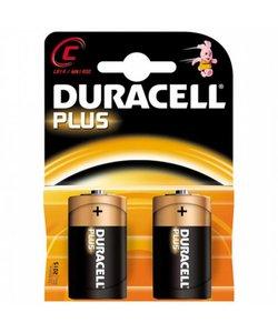 Batterij type C (2 stuks)