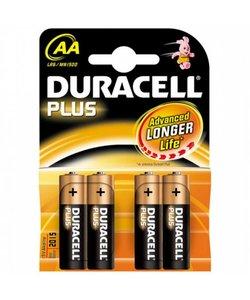 Batterij Plus Power AA (4 stuks)
