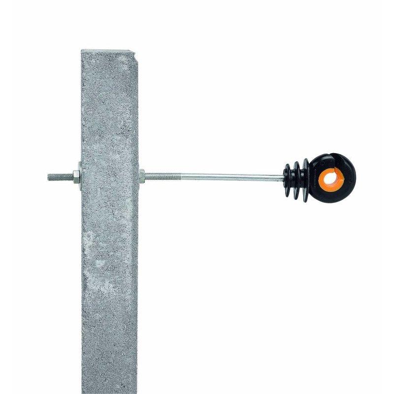 Gallagher Afstandschroefisolator XDI metaal 10 st