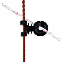 Verstelbare isolator voor veerstalen paal 10 st