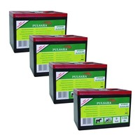 Batterij High Energy 9V/130Ah (4-pack)