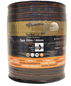 TurboStar Super lint 40 mm terra 350 m