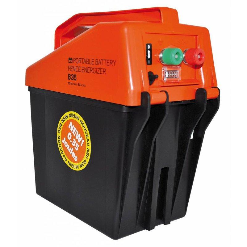 Gallagher Batterij apparaat B35 + 9V batterij