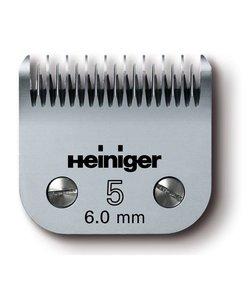 Messenset #5 6,3 mm voor hond
