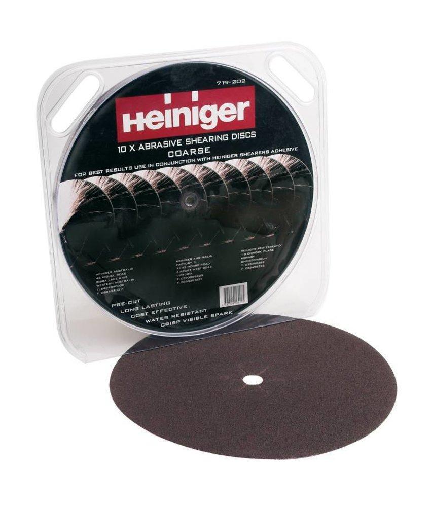 Heiniger Schuurpapier Fijn 10 stuks