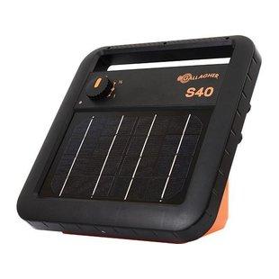 Draagbaar zonne-energie apparaat S40 (inclusief accu)