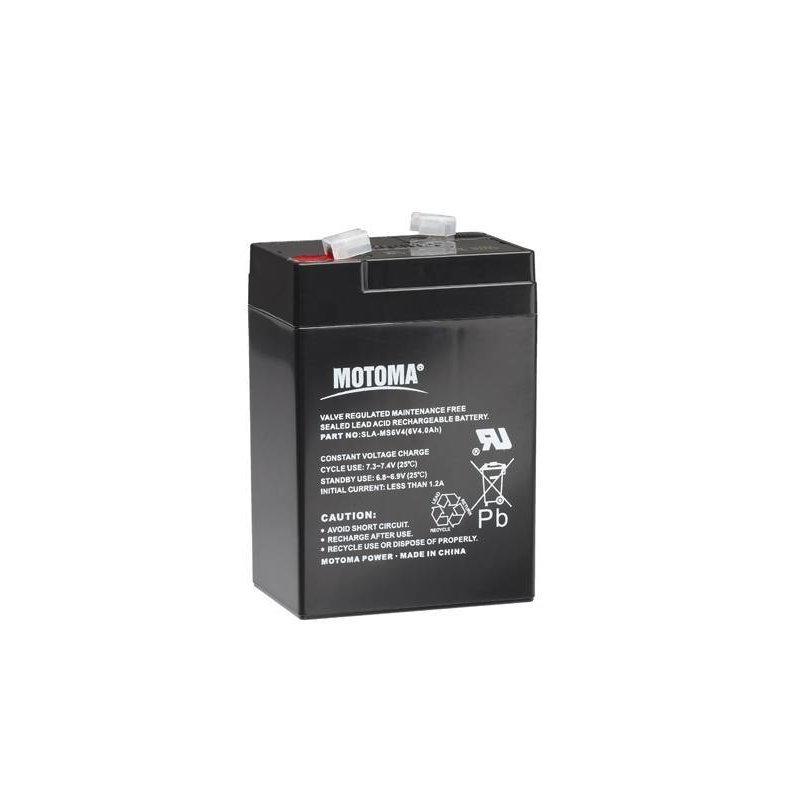 Gallagher Batterij 6V 4Ah voor S10, S16 en S20