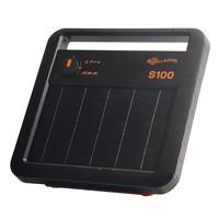 Draagbaar zonne-energie apparaat S100 (inclusief batterij)