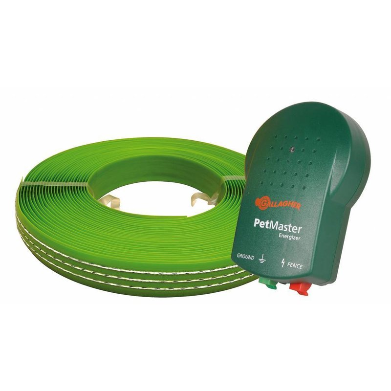 Gallagher Slakkentape Kit M10 (20mtr) (230V)
