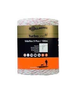 Vidoflex 9 Turboline Plus wit 100 m
