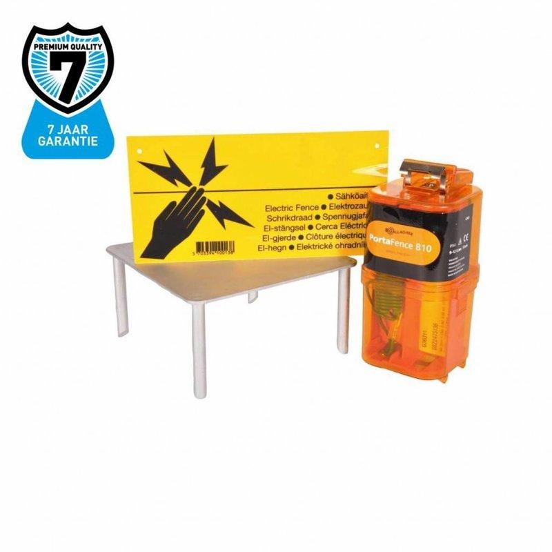 Gallagher B10 Starter kit (schrikdraadapparaat + accesoires)