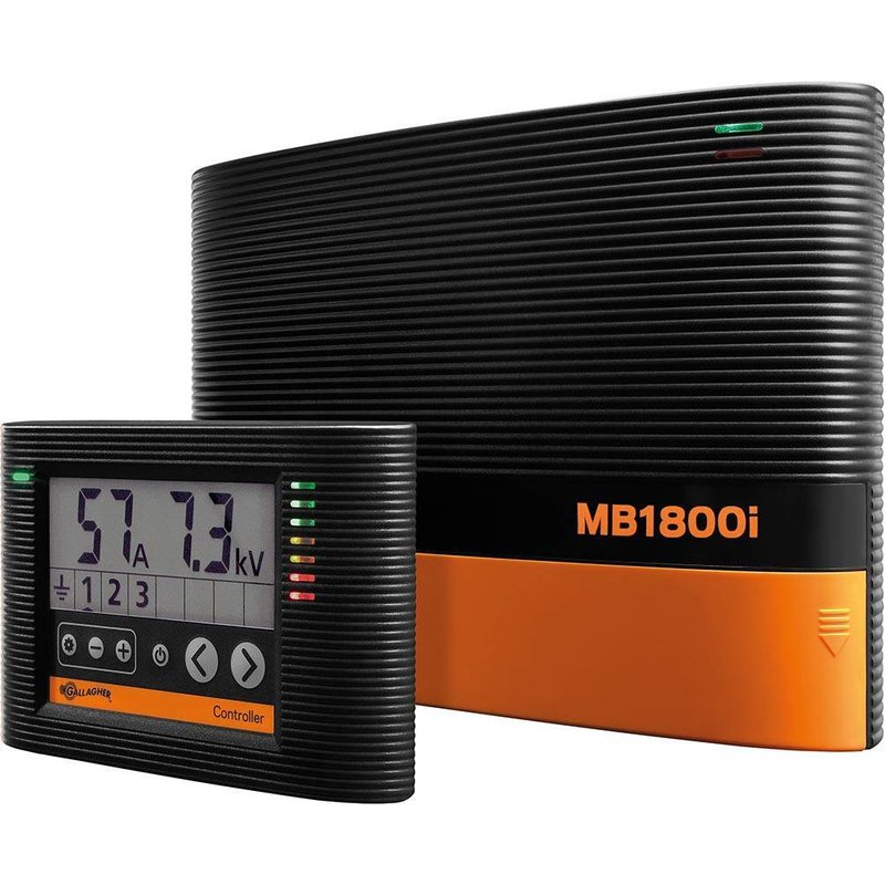 Gallagher Accu apparaat MB1800i Multi Power