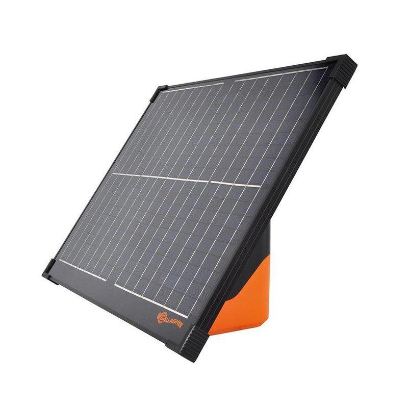 Gallagher Zonne-energie apparaat S400 (inclusief 2 batterijen)