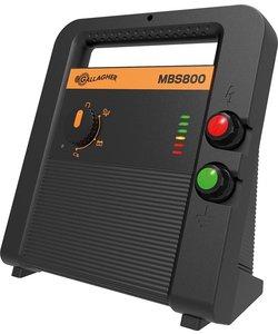 MBS800 3-in-1 Accu Apparaat