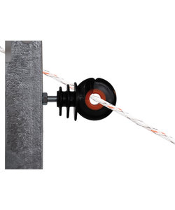 Schroef-ringisolator XDI metaal 125 st