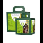 Supplementen voor de spijsvertering van paarden en pony's