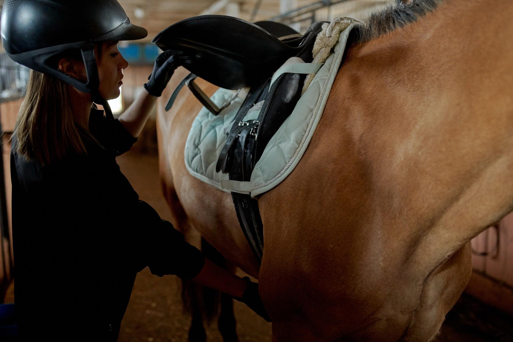 Dit is hoe jij het paardenzadel onderhoudt