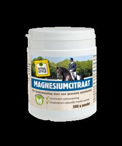 MagnesiumCitraat 500 gr