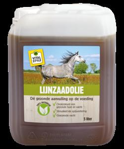 LijnzaadOlie 5 liter