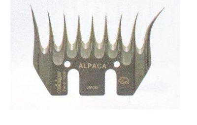 Ondermes voor alpaca
