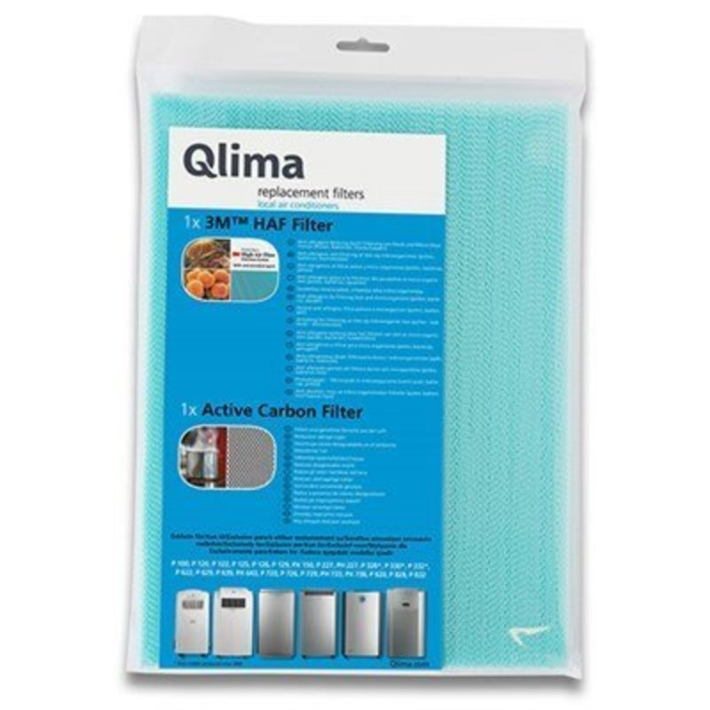 Qlima Filterset tbv mobiele airco