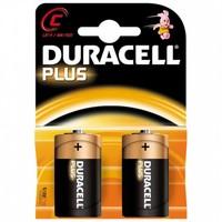 Batterij Plus Power C 2 stuks