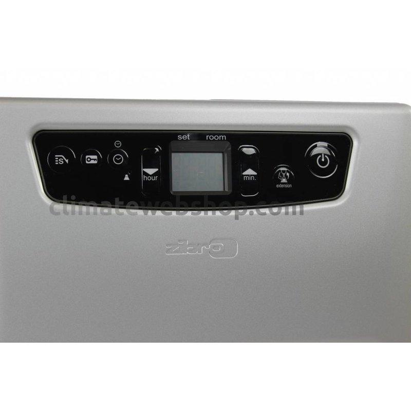 Zibro Laserkachel LC 320 + CO² sensor (tot 120 m³)