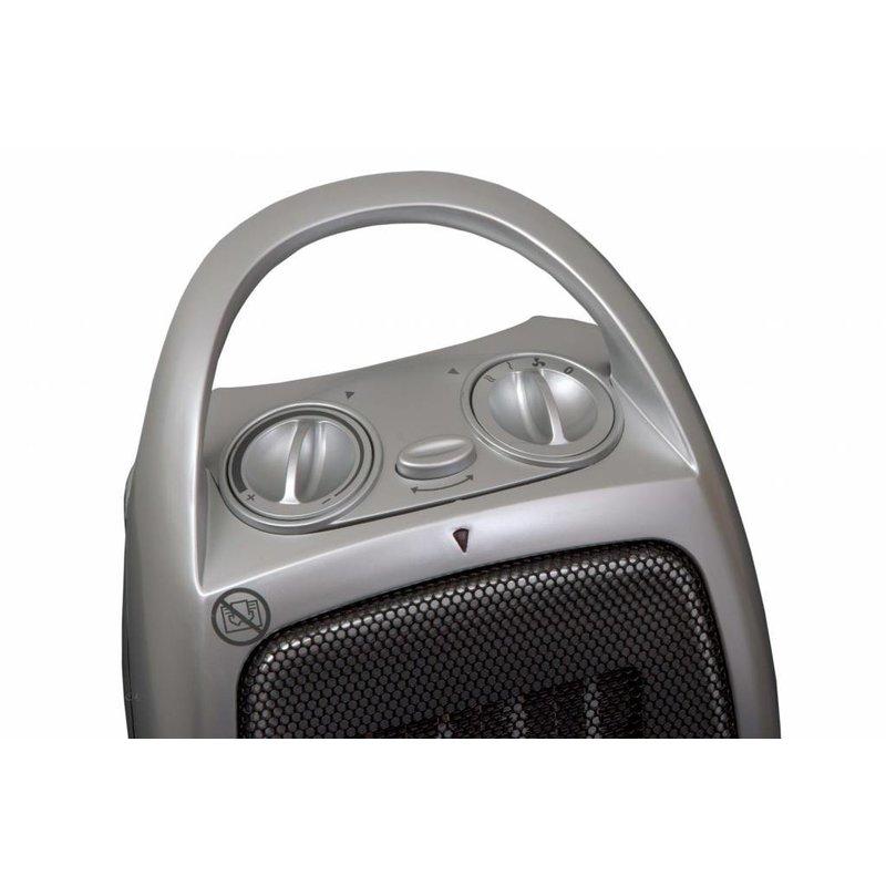 Qlima Ventilatorkachel EFH 1500 (tot 60 m³)