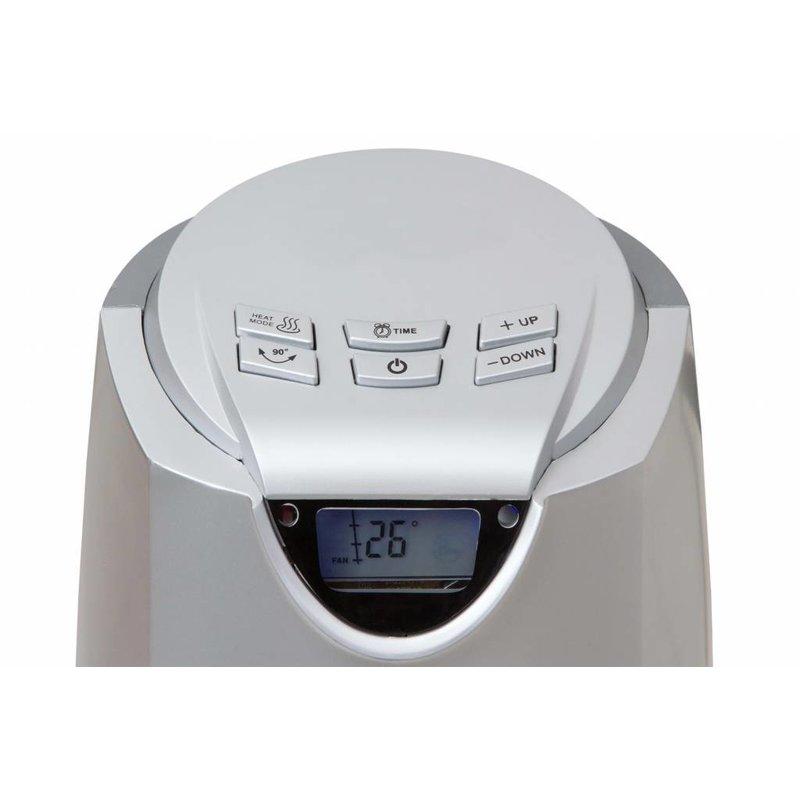 Qlima Ventilatorkachel EFH 2520 (tot 80 m³)