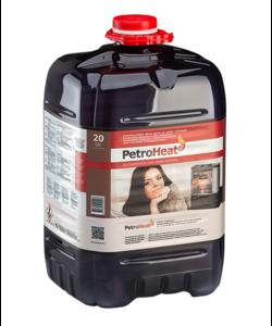 Rood kachelbrandstof 20 liter