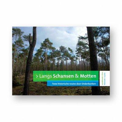 Eigen uitgave VVV Zuid-Limburg Wandel- en fietsroute Schinveld 'Langs schansen en motten'