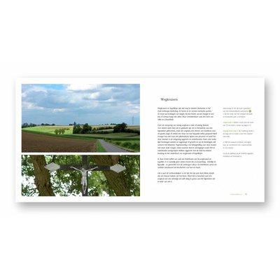 Eigen uitgave VVV Zuid-Limburg Wandelgids 'Achteromkijkroute Voerendaal'