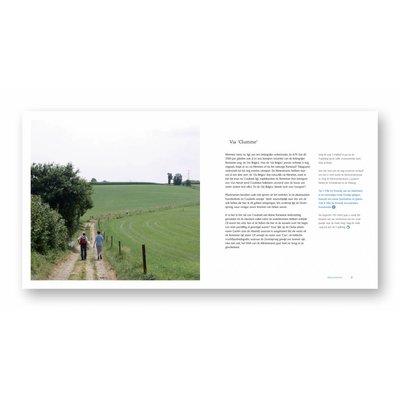 Eigen uitgave VVV Zuid-Limburg Wandelroute Klimmen 'Klimmenderwijs'