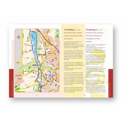 Visit Zuid-Limburg Wandelgids 'Kerkrade, het land van Rode'