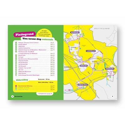 Visit Zuid-Limburg Autoroute 'Tien Torens Diep'