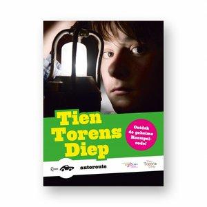 Eigen uitgave VVV Zuid-Limburg Autoroute 'Tien Torens Diep'
