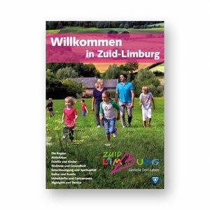 Visit Zuid-Limburg Brochure 'Willkommen in Zuid-Limburg' (Duitstalig)